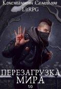 """Обложка книги """"Перезагрузка мира 1.0 """""""